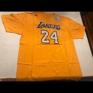 Men's Lakers Tshirt XL